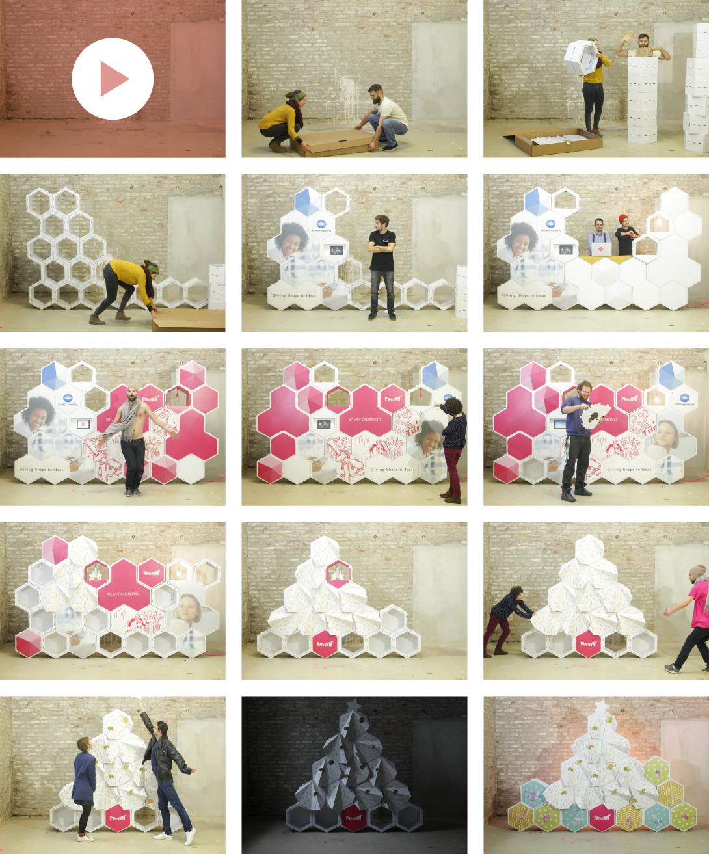 claudia berta_papertown_guggi_genger_HEX brick wall system_07